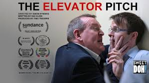 30 Second Elevator Pitch – Third Step