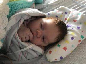 Lilly Bug – a baby born addicted to heroin