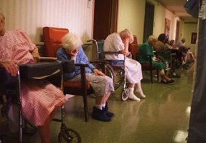 Meeting at the Nursing Home