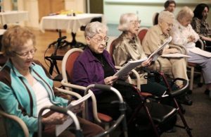 Songs From a Nursing Home