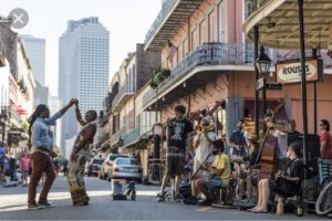 Thinking on New Orleans…